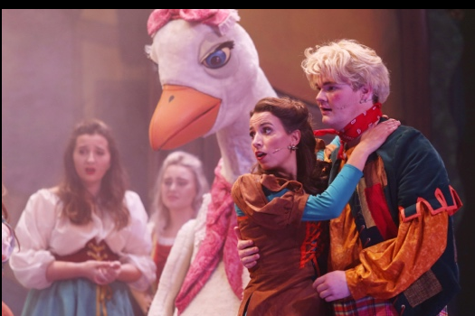 Oh no they won't - Aladdin Panto Cancelled