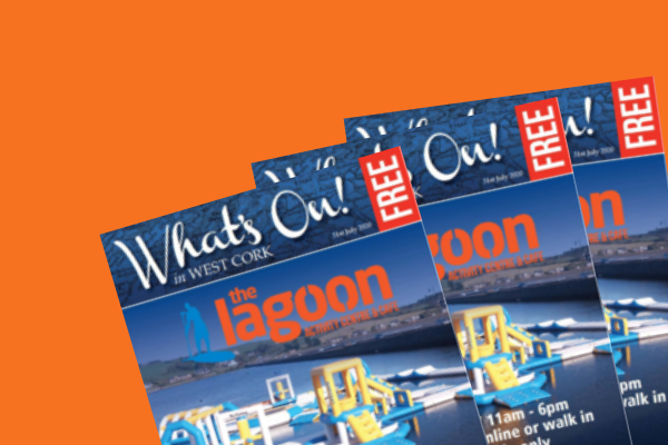 July Edition of What's On in West Cork