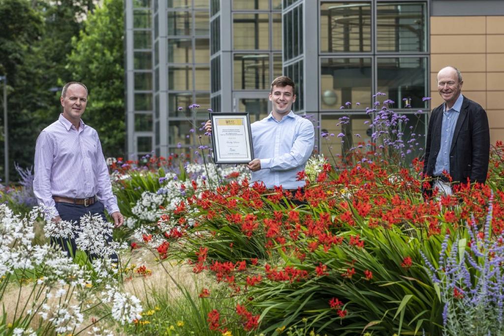 Cork Student Timothy Lehane's 'Fanfund' wins award